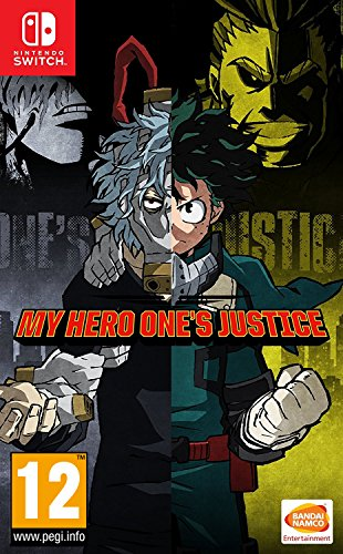 Foto My Hero One's Justice - Nintendo Switch