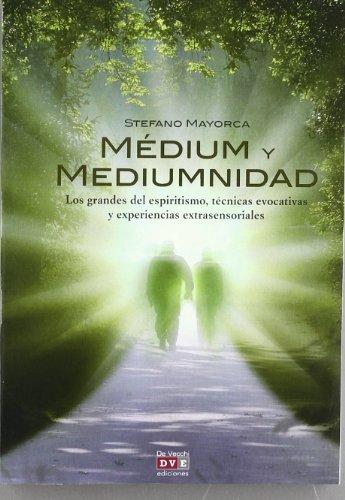Médium y mediumnidad