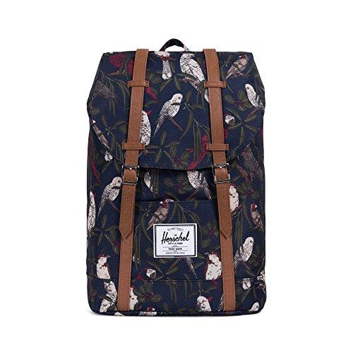 Herschel Retreat Backpack Sac à dos, peacoat parlour