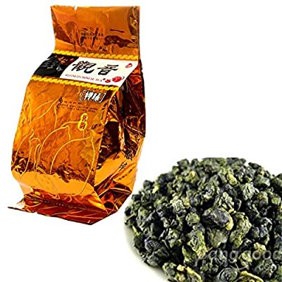 mark8shop 50g Taiwan feuilles de thé Oolong Tie Guan Yin Bio en bonne santé