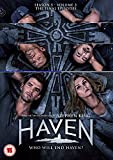 Haven: Season 5 - Volume 2 (4 Dvd) [Edizione: Regno Unito] [Import anglais]