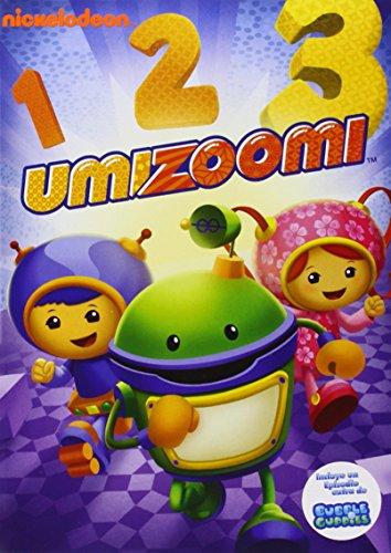 Equipo Umizoomi [DVD]
