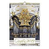 : Orgeln 2019: Kalender ohne CD