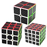 Cube Carbon Fiber Sticker Coolzon® Speed Cube Dice