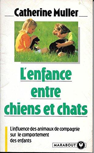 L'enfance entre chiens et chats : L'influence des animaux de compagnie sur le comportement des enfants