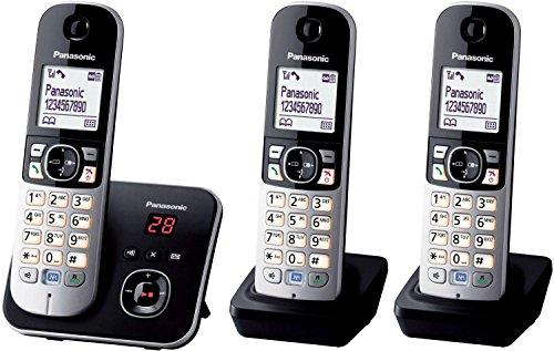 Panasonic KX-TG6823 Téléphones s...