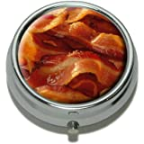 Bacon Pill Case Trinket Gift Box