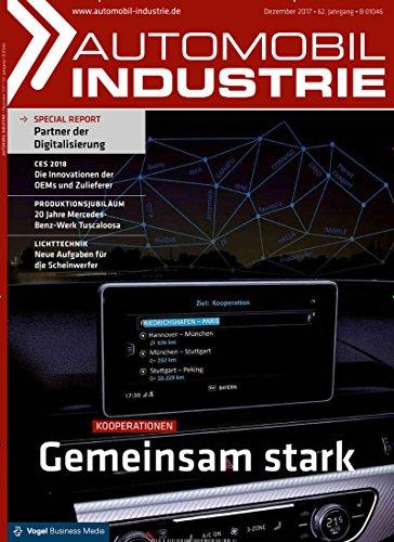 Automobil Industrie [Jahresabo]