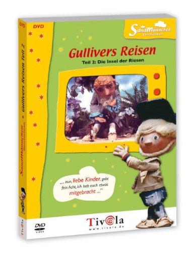 Sandmännchen: Gullivers Reisen, Teil 02 - Gulliver und die Insel der Riesen