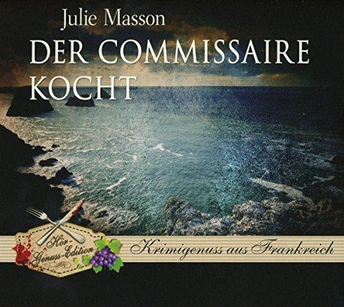 (Der Commissaire kocht (Hör-Genuss-Edition-Box 2016))