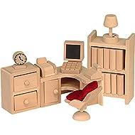 beluga 70122 - Mobile in legno per la stanza del PC