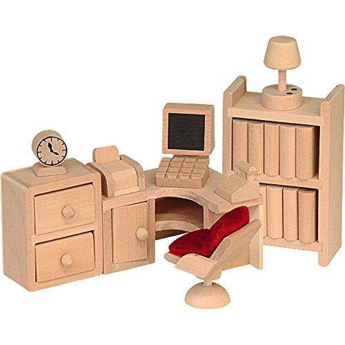 Beluga 70122   - Muebles de Madera para Sala de Ordenadores de casa de muñecas