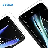 Vkaiy Screen Protector for BQ Aquaris X Pro, [2 Pack] Ultra