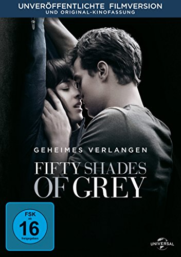 Bild von Fifty Shades of Grey - Geheimes Verlangen