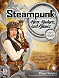 Image de Steampunk Gear, Gadgets, and Gizmos: A Maker's Guide to Creating Modern Artifact