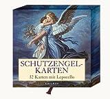 Schutzengel-Karten: 32 Karten mit Leporello