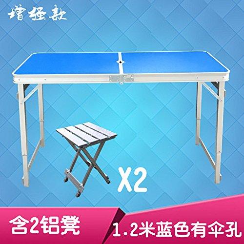 Xing Lin Klapp Tisch Outdoor Klapptisch Mit Stühlen Klapptisch Tisch  Klappbarer Beistelltisch Quadratische Tisch Picknicktisch Tabelle
