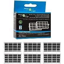 ANTF-MIC Mikroban ANT001 Whirlpool antibakterieller K/ühlschrankfilter Luftbehandlung ANT-001 481248048172