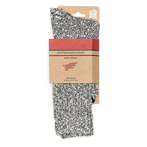 Red Wing Cotton Ragg Crew Mens Socks