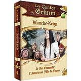 Les contes de Grimm - Coffret 3 DVD - Vol.1 Blanche-Neige - Le Roi grenouille - L'astucieuse fille du paysan.
