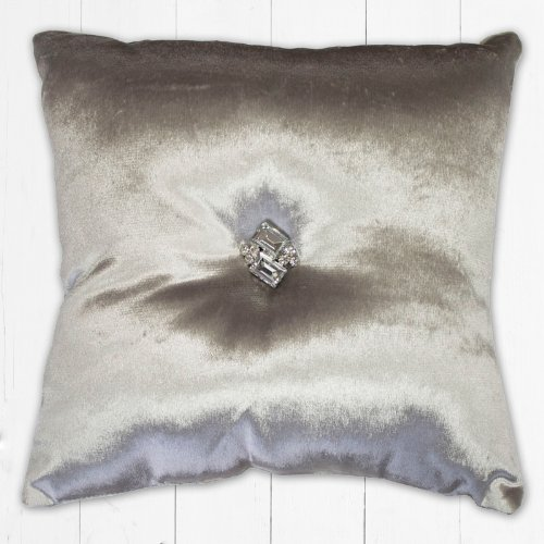 Gatsby Cushion Colour: Dove by Kylie Minogue At Home