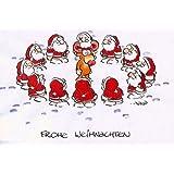 Suchergebnis auf f r lustige weihnachtskarten - Weihnachtskarten amazon ...
