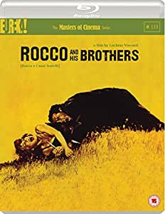 Rocco and his Brothers (Masters of Cinema) [Blu-ray] [1961]
