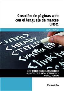 creacion paginas web: Creación de páginas web con el lenguaje de marcas