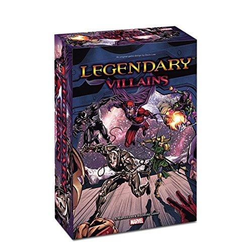Legendary Marvel Deck Building Game: Villains Core