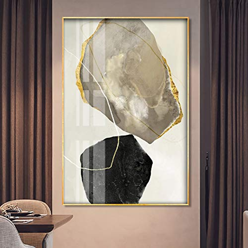 Moderno Porche Abstracto Pintura Decorativa Pasillo Pasillo Pintura Colgante Sala De Exposiciones...
