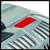 Einhell Akku Rasenmäher GE-CM 43 Li M Kit (Lithium-Ionen, 18 V, 4000 mAh, Schnittbreite 43 cm, 6-fache Schnitthöhenverstellung 25-75 mm, Fangbehältervolumen 63 l, inkl. 2 Akkus) - 6