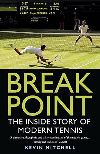 Descargar gratis Break Point: The Inside Story of Modern Tennis PDF