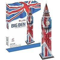 Cubic Fun C094T - 3D Puzzle Big Ben Londra Uk Special Edition