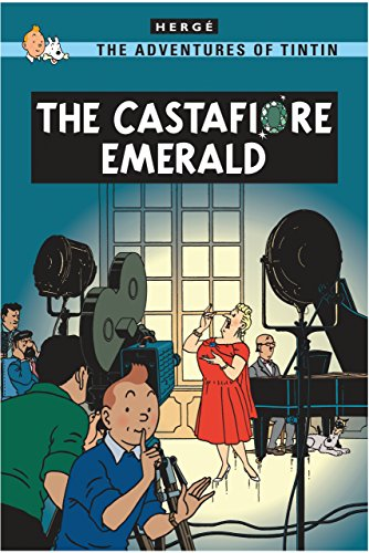 The Adventures of Tintin : The Castafiore Emerald par Herge