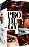L'Oréal Paris Prodigy Coloration Permanente à l'Huile Sans Ammoniaque 5,35 Chatain Clair Doré Epicé