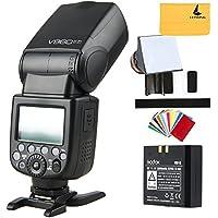 Godox V860II-F Pionier 2.4G Wireless TTL Li-on Kamera Flash Speedlite Flashgun für Fujifilm X-Pro2 X-T20 X-T1 X-T2 X-Pro1 X100F Fuji DSLR Kameras