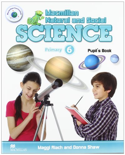 MNS SCIENCE 6 Pb (Macmillan Natural and Social Science) - 9780230720374