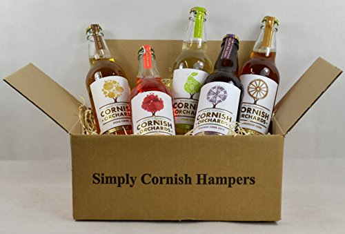 Cornish Orchards Cider Hamper In A Standard Carton