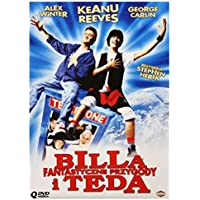 Bill & Ted's Excellent Adventure [Region 2] (English audio) by Keanu Reeves
