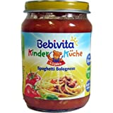 Bebivita Kinder Küche Spaghetti Bolognese, 250g