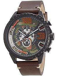 Timecode Reloj de cuarzo Man Tc-1012-05 Pardo 50 mm