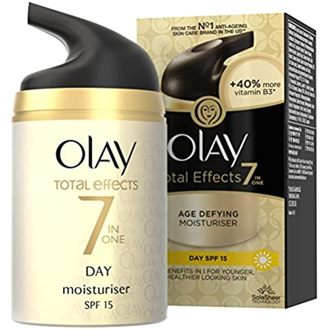 Olay Total Effects Day Moisturiser SPF15 50 (Madri Occhi)