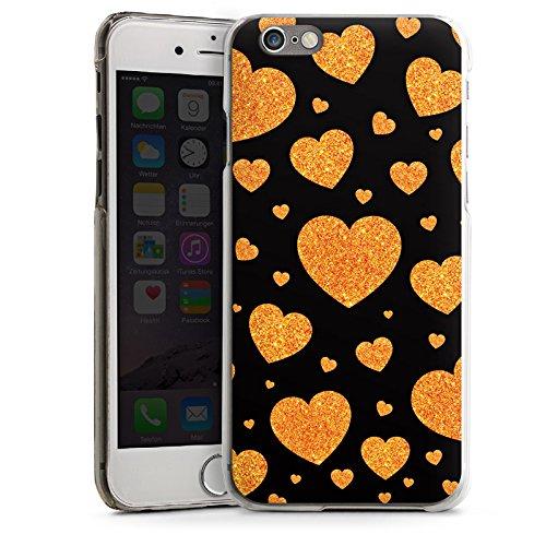 Apple iPhone 4 Housse Étui Silicone Coque Protection Amour Love Amour C½ur CasDur transparent