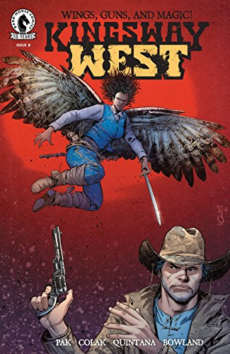 Kingsway West #2 (English Edition)