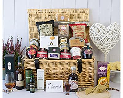 Scottish Food & Drink Hamper - Taste Of Scotland