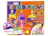Bottle sand art set arts and crafts sand