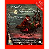 The Night before Christmas: Lat. /Engl. /Dt.