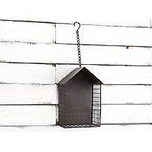 WCUI Estante de la pared del colgante del almacenaje de la forma de la casa retra, 19 * 13 * 27CM Barra Cafés del Internet Decoración de la pared Hogar Salón Decoración de la pared del colgante de la pared Ornamentos de la pared Seleccionar ( Tamaño : 19*13*27CM )