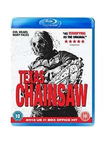 Texas Chainsaw 2013 [Blu-ray]