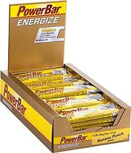 Energize, barretta (25 x 55 g)